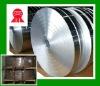 composite pipe aluminum fin strip
