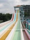 Rainbow Wavy Slide for Water Park (DX/CH/B600)