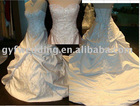 2011 new style quality assurance Wedding Dress Italy-3
