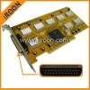 SPC-0904 CCTV Security Video Surveillance DVR Card 8 Channels