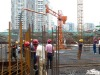 SJ18M concrete pump placing boom
