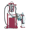 ST02 Pneumatic Double Group Sealant Spreader for Insulating Glass Production