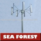 (New&Hot) Wind Generator VAWT 30kw Off Grid and On Grid