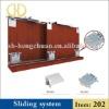 Sliding door system