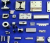 CNC machined parts, precision machined parts, batch machined parts