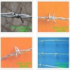 Types of barbed wire