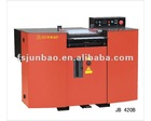 Leather Cutting Machine for shoe making with PLC controller JUNBAO 420C