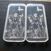 for iphone 5, new design with butterfly solf case.