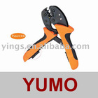 Super Strength-saving Mini-type Crimping Plier