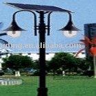 uding 2011 new design CE,ISO approved solar light for garden