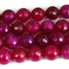 New rare faceted agate beads RA0001