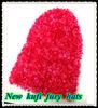 2012-2013 NEW stylish kids winter knitted crochet fury kufi hats