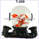 Patented fashion toy fish tank,plastic fish tank