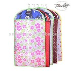 fabric ladies garment bag for suits