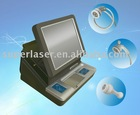 rf facial beauty equipment, vacuum machine with 8.4 touch screen