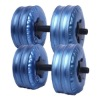 Fitness water dumbbell
