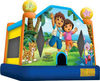 2013 new toys commercial dora jumping castles sale