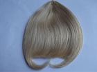 fringe bangs/human hair bangs fringe