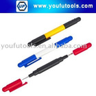 2063 5-In-One Gift Tool Set,Pen-shaped Dual Headed Screwdriver Sets Precision ScrewDriver Tool