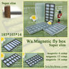 Exclusive Super Slim magnetic plastic fly box