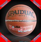 PU professional indoor/out door basketball