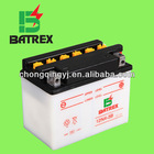 12v Lead Acid Motorcycle Battery 12N4-3B