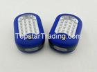 multifunction super bright 24+3 LED work light