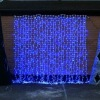Led Christmas Curtain Waterfall Lights