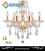 led candle crystal lamp cristal chandelier