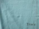 Pure color cotton spandex fabric