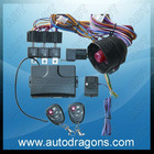 One Way Car Security Alarm System