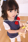 2012 fashion kids plain T-shirt