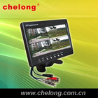 """7"""" High Quality CCTV Monitor with 480(W) xRGBx234(H) (CL-7016CCTV)"""