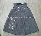 denim girl's pretty skirt