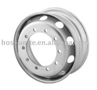 Steel Tubeless Trailer Wheel Rim For Truck