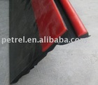 Rubber skirt board/skirting board