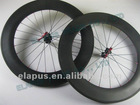 top quality and best price/road wheel 88mm tubular with glossy matte/any order is ok
