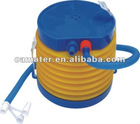 mini foot balloon inflator pump