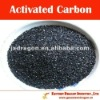 activated bamboo black charcoal powder