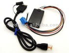CD changer adapter for ipod/iphone and Volkswagen/audi