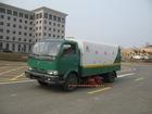4*2 dust van 4.5cbm dongfeng sweeper truck