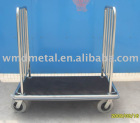 XLC-22- C bellman's cart,janitor's cart,luggage trolley,birdcage baggage cart,airport,station equipment,propertities,trolley