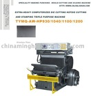 Extra-Heavy Hot Stamping Machine,Hot Stamping Machine (TYMQ-AW-HP930,TYMQ-AW-HP1040)