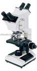 Double Viewing Binocular Microscope