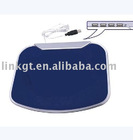 Multifunction mouse pad /mouse pad with USB HUB
