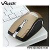 Newest style optical wireless solar mouse with DPI1600 and 10m work distances FCC,CE.Rohs approve
