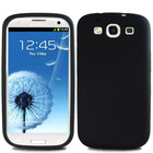 Silicone Rubber Mobile Case For Samsung Galaxy S3 III i9300 Soft Cover Skins Case For Samsung i9300 Galaxy S3