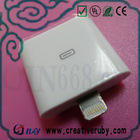 8-Pin Lightning to 30 pin Adapter for iPhone 5 Adapter