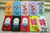 for Iphone4/4s London Olympics gams silicone mobile phone shell TPU shell