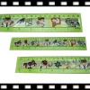 Good quality ben 10 plastic ruler for office & school items
